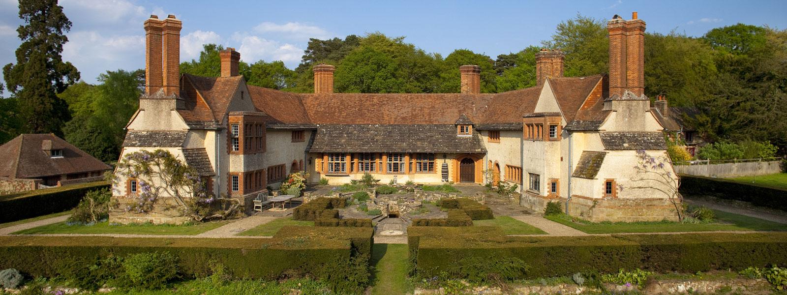 Home Surrey Historic Buildings Trust