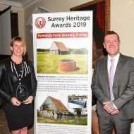 SURREY HERITAGE AWARDS 2019 – THE WINNERS